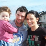 foto in irlanda in famiglia