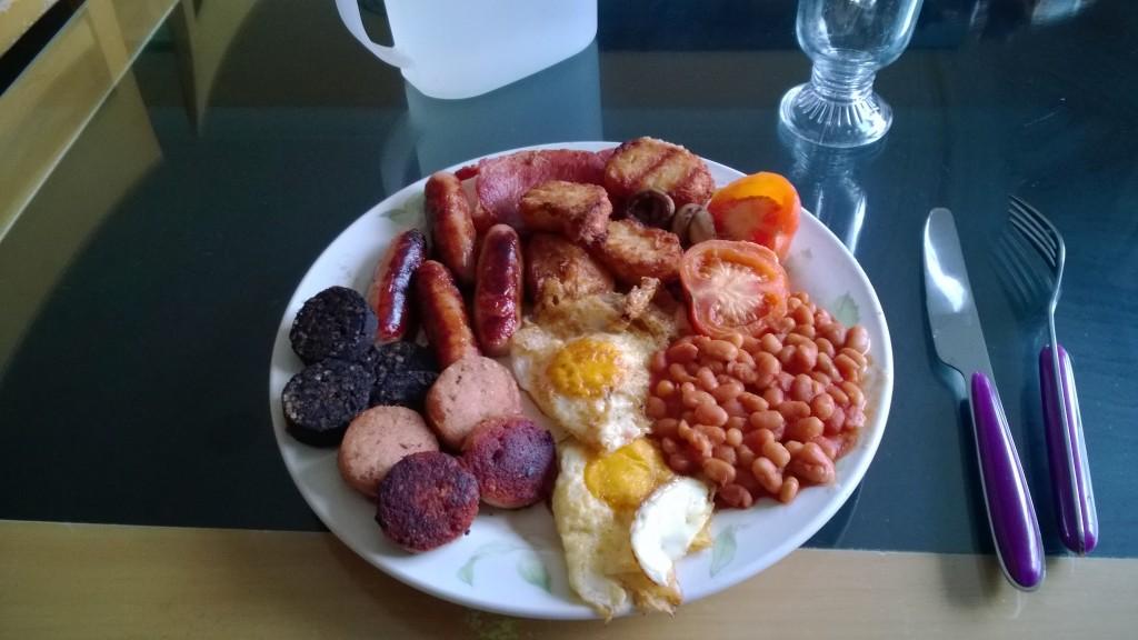 Irish Breakfast Flaherty